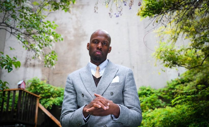 Aziz M. Bey, founder and president of The PurpleThrone Corporation