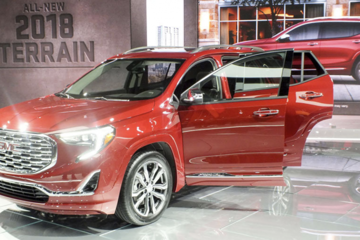 GMC Terrain News U.S. Today